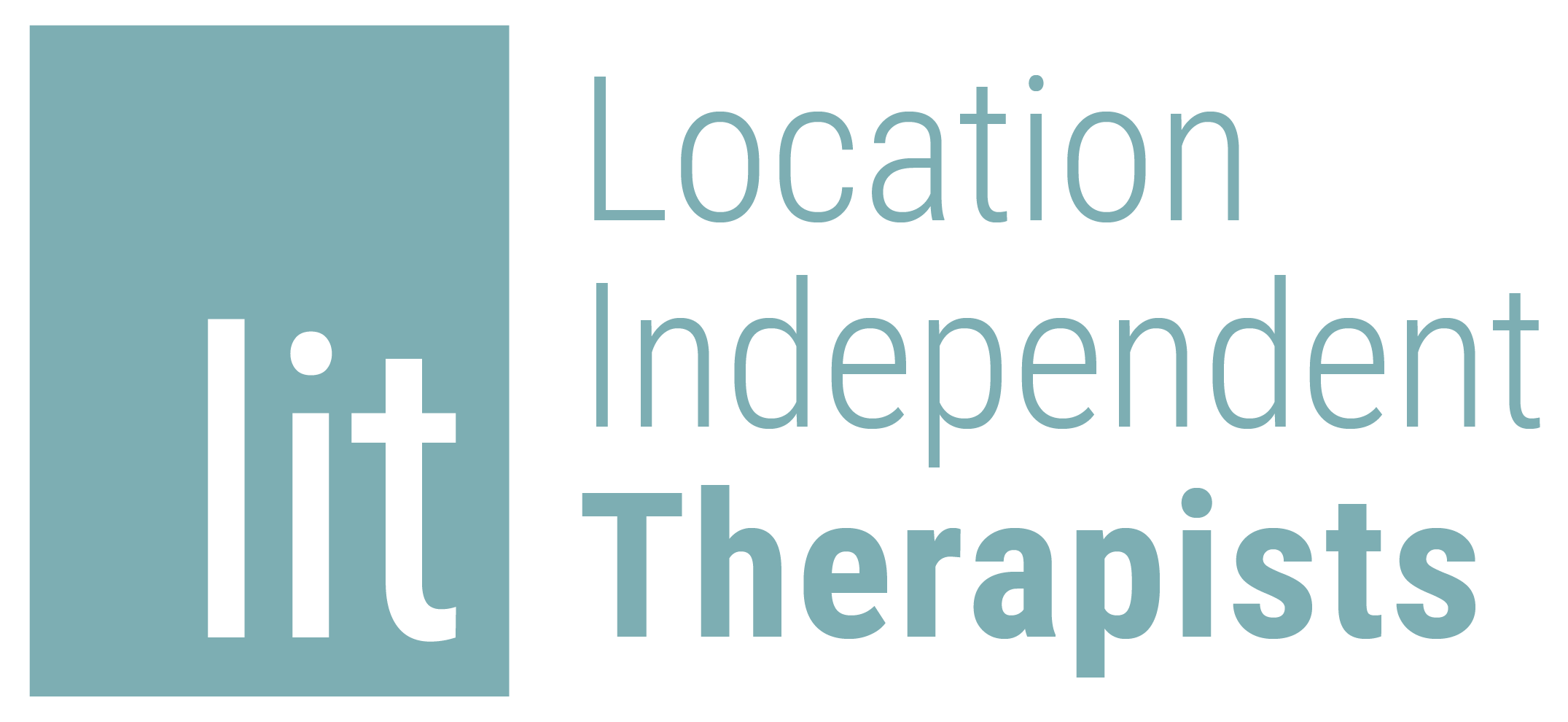 Location Independent Therapists